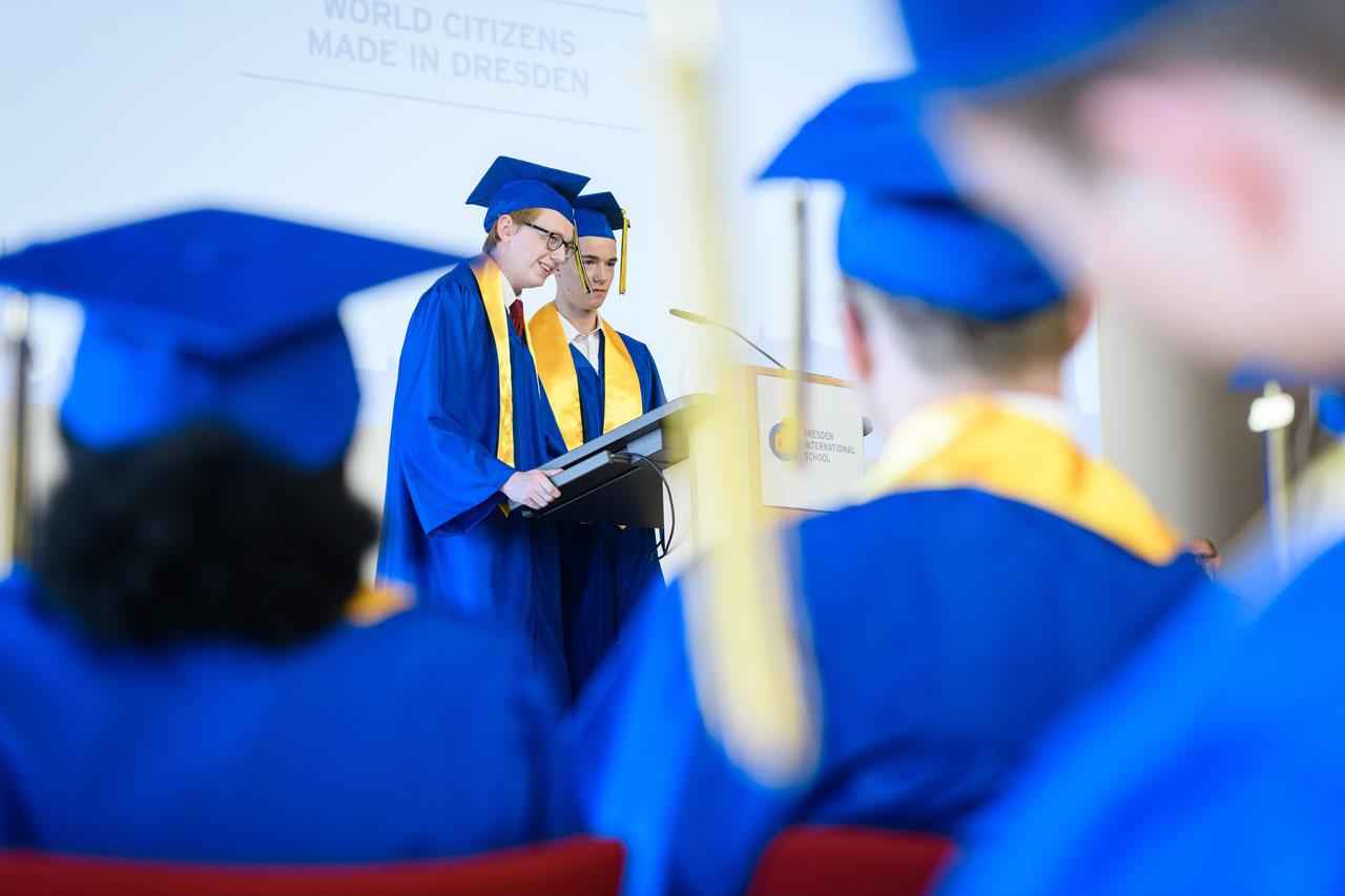 Diploma programme at Dresden International School | DIS